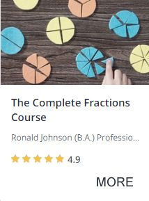 Fractions course