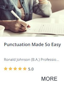 Punctuation Course